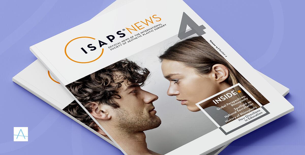 Nezapomeňte si přečíst nový článek tvůrců Aptos pro ISAPS News!